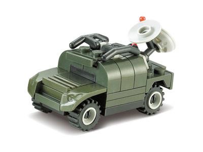 KAZI / GBL / BOZHI KY84013 Field Forces: Reconnaissance Vehicles 0