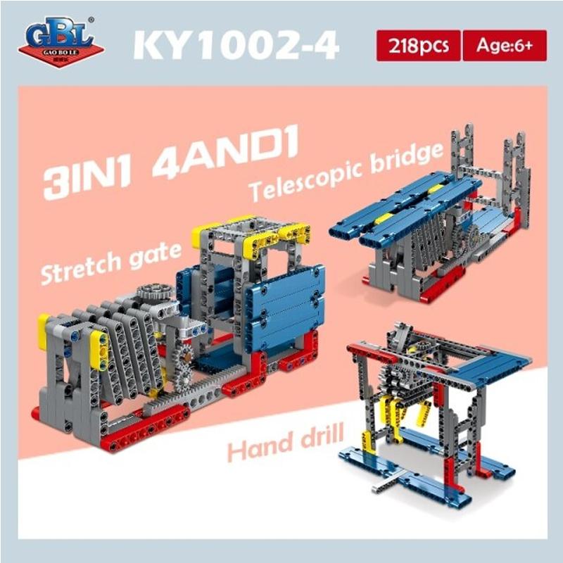 1650 - KAZI Block