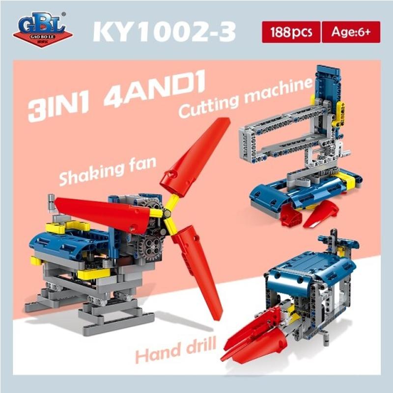 1652 - KAZI Block