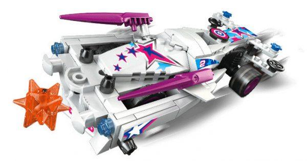 KAZI / GBL / BOZHI KY86010 Blast Chariot: Storm Rising Star 0