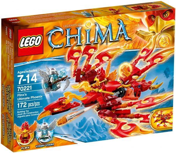 KAZI / GBL / BOZHI 98072 Qigong Legend: The Ultimate Phoenix of the Prince of Phoenix 1