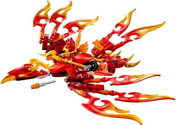 KAZI / GBL / BOZHI 98072 Qigong Legend: The Ultimate Phoenix of the Prince of Phoenix 2