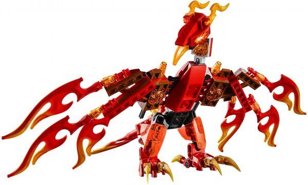 KAZI / GBL / BOZHI 98072 Qigong Legend: The Ultimate Phoenix of the Prince of Phoenix 3