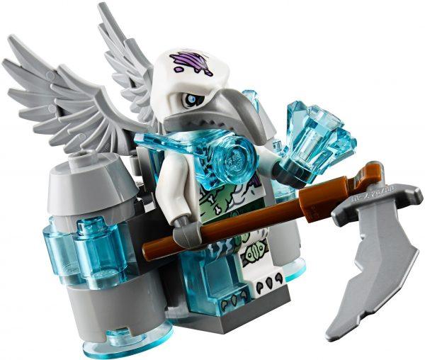 KAZI / GBL / BOZHI 98072 Qigong Legend: The Ultimate Phoenix of the Prince of Phoenix 4
