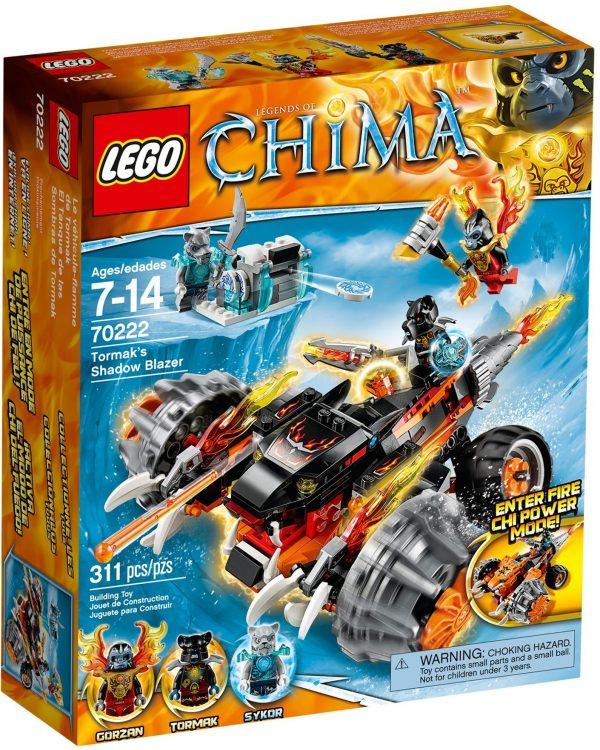 KAZI / GBL / BOZHI 98075 Qigong Legend: Tiger Staff's two-sided black fire chariot 1