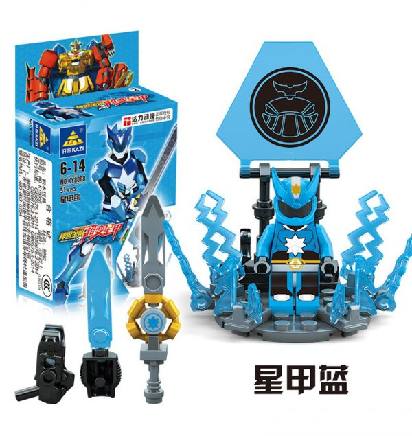 KAZI / GBL / BOZHI KY8068-2 God Beast King Kong Super-Variable Star Armor God Beast Star King A Aberdeen 4