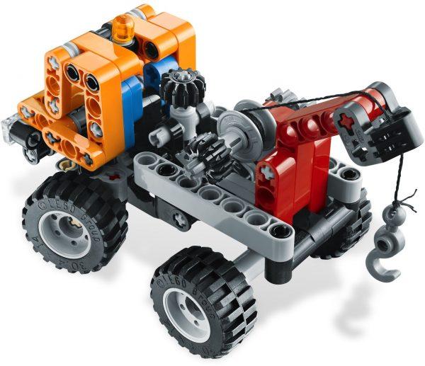 KAZI / GBL / BOZHI KY1010-2 Mini tow truck 4