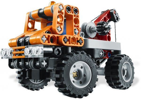 KAZI / GBL / BOZHI KY1010-1 Mini tow truck 5