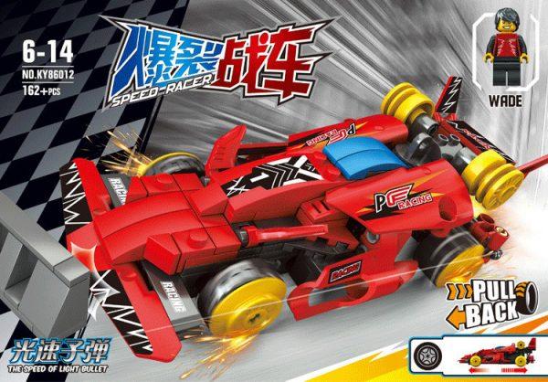 KAZI / GBL / BOZHI KY86012 Burst Chariot: Light Speed Bullet 1