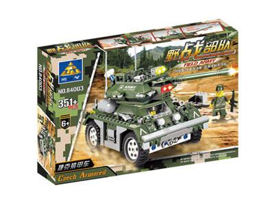KAZI / GBL / BOZHI 84003 Field Forces: Czech Armoured Vehicles 1