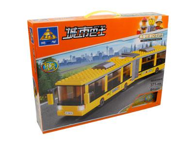 KAZI / GBL / BOZHI KY85016 City Bus: Mercedes-Benz Articulated Dragon Bus 2