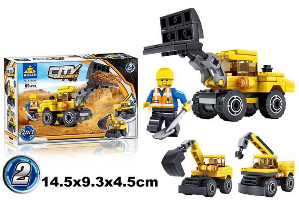 KAZI / GBL / BOZHI KY6095-6 City ExpertCreator 6 2