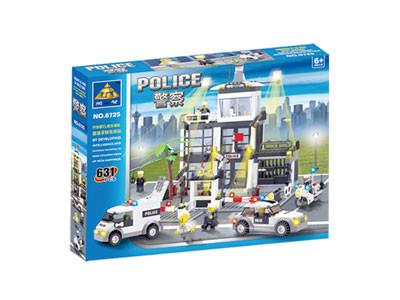KAZI / GBL / BOZHI KY6725 Police: General Police 1