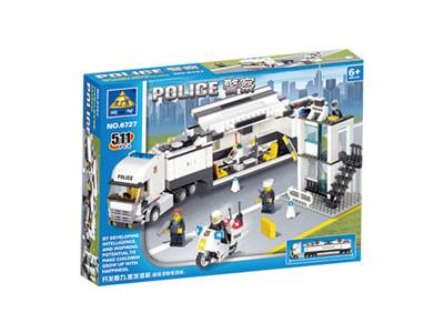 KAZI / GBL / BOZHI KY6727 Police: Police Command Vehicle 1