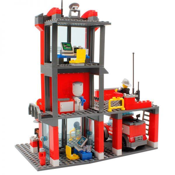 KAZI / GBL / BOZHI KY8052 Fire: Fire Department 3