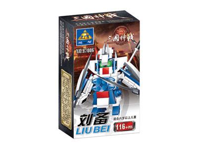 KAZI / GBL / BOZHI 87006 The Three Kingdoms: Liu Bei 1