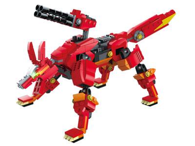KAZI / GBL / BOZHI KY98114-2 Armored Machine Beasts: Imperial Lightning Leopard, Firefox 2