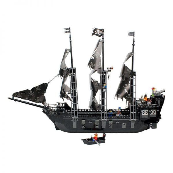 KAZI / GBL / BOZHI KY87010 Pirate Kingdom: The Black Pearl 2