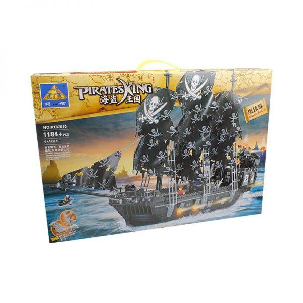 KAZI / GBL / BOZHI KY87010 Pirate Kingdom: The Black Pearl 3