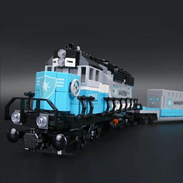 KAZI / GBL / BOZHI KY98224 Maersk Train 17