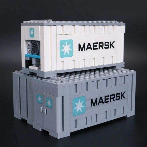 KAZI / GBL / BOZHI KY98224 Maersk Train 19