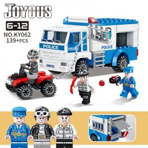 KAZI / GBL / BOZHI KY062 Smart Police: KY062 0