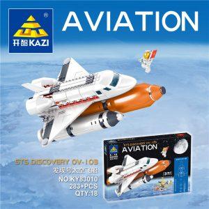 KAZI / GBL / BOZHI KY83010 AVIATION: Discovery spacecraft 0
