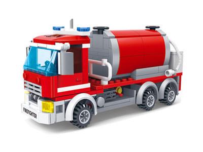 KAZI / GBL / BOZHI KY98206 Fire Police: Water Tanker 0