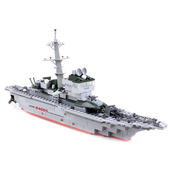 KAZI / GBL / BOZHI 84005 Field Force: Shenfeng Frigate 0