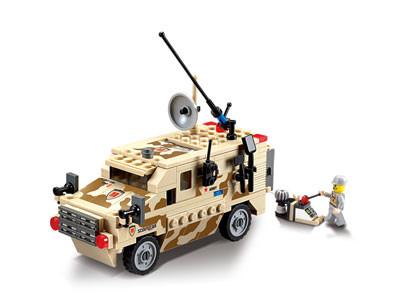 KAZI / GBL / BOZHI KY84024 Field Forces: Reconnaissance Vehicles 0