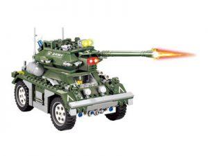 KAZI / GBL / BOZHI 84003 Field Forces: Czech Armoured Vehicles 0