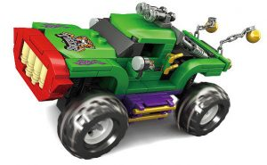 KAZI / GBL / BOZHI KY86014 Burst Chariot: Tiger War God 0