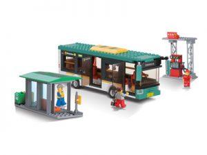 KAZI / GBL / BOZHI KY85014 City Bus: Golden Dragon Hybrid Bus 0