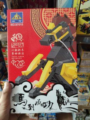 KAZI / GBL / BOZHI 87015 Horse to success 0