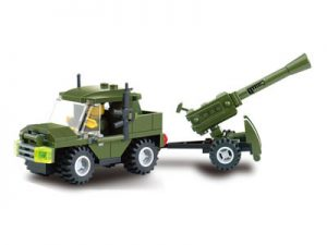 KAZI / GBL / BOZHI 6041 Field Forces: Cannon Artillery 0