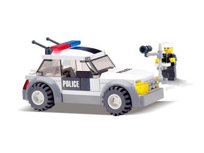 KAZI / GBL / BOZHI KY6731 Traffic Police 0