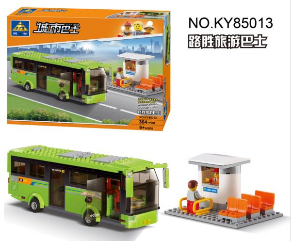 KAZI / GBL / BOZHI KY85013 City Bus: Lusheng Tour Bus 0