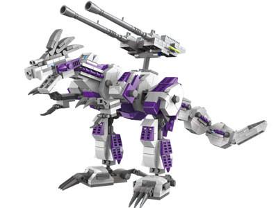 KAZI / GBL / BOZHI KY98112-1 Armory Mechanical Beasts: Killing Dragons, Zero-Type Long Tooth Lions 0
