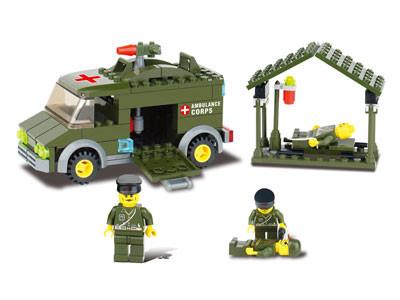 KAZI / GBL / BOZHI 6032 Field Forces: Ambulance Team 0