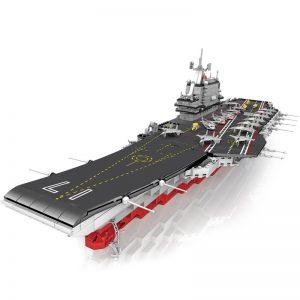 KAZI / GBL / BOZHI KY10003 001A Aircraft Carrier Collection Series 1:340 0