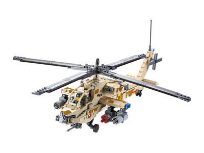 KAZI / GBL / BOZHI KY84020 Field Force: Longbow Apache 0