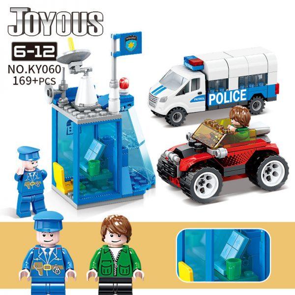 KAZI / GBL / BOZHI KY060 Smart Police: KY060 0