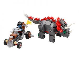 KAZI / GBL / BOZHI KY98004 Dinosaur Attack Team: Triangle Dragon 0