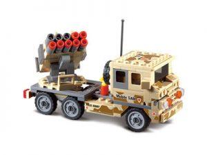 KAZI / GBL / BOZHI KY84025 Field Forces: Anti-Aircraft Missile Vehicles 0