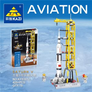 KAZI / GBL / BOZHI KY83012 AVIATION: Saturn 5 launch vehicle 0