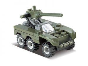 KAZI / GBL / BOZHI KY84012 Field Forces: Anti-Aircraft Vehicles 0