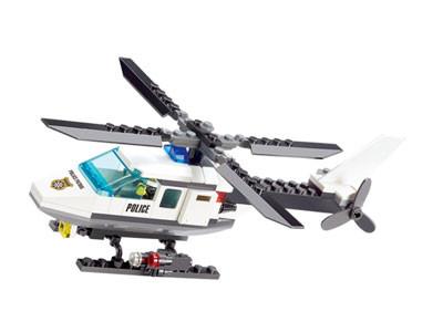 KAZI / GBL / BOZHI KY6729 Police helicopter 0