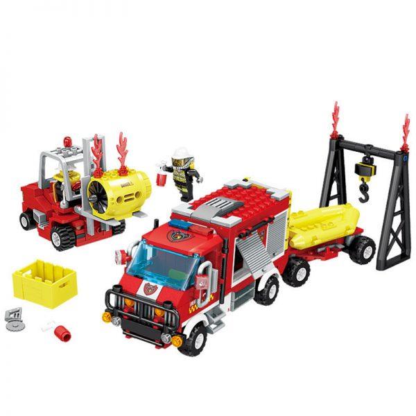 KAZI / GBL / BOZHI KY80520 Fire rescue: forest rescue fire truck, fire tug truck 1 change 2 0