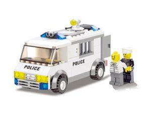 KAZI / GBL / BOZHI KY6730 Police prisoner car 0