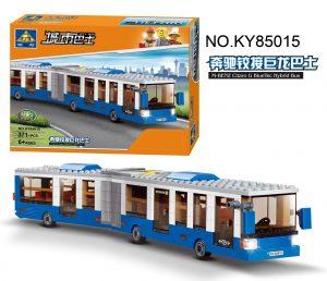 KAZI / GBL / BOZHI KY85015 City Bus: Mercedes-Benz Articulated Dragon Bus 0